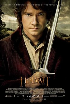 The Hobbit part 1 poster