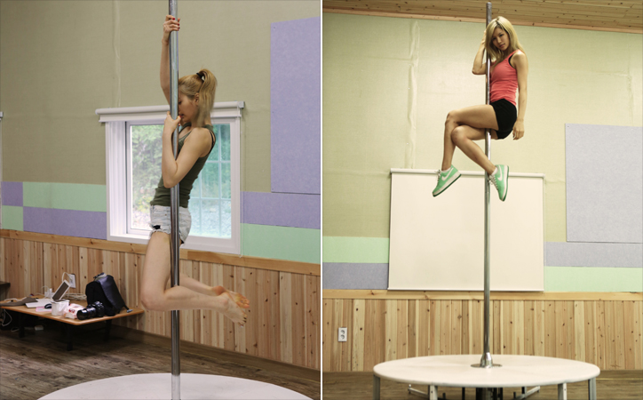 After School Pole Dancing