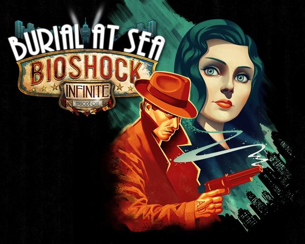 BioShock Infinite Burial at Sea Episode One Poster