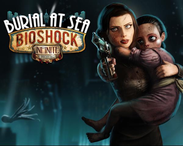 BioShock Infinite: Burial at Sea Episode Two Poster