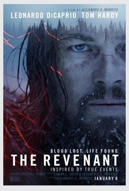 the revenant poster